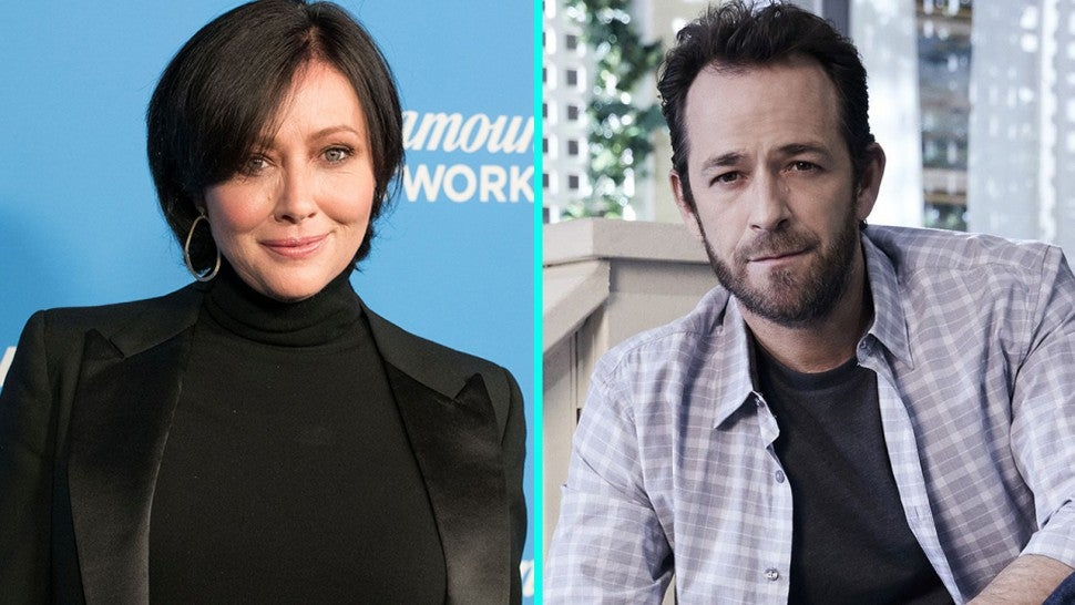 Shannen Doherty Will Appear on 'Riverdale' Season 4 for Luke Perry Tribute