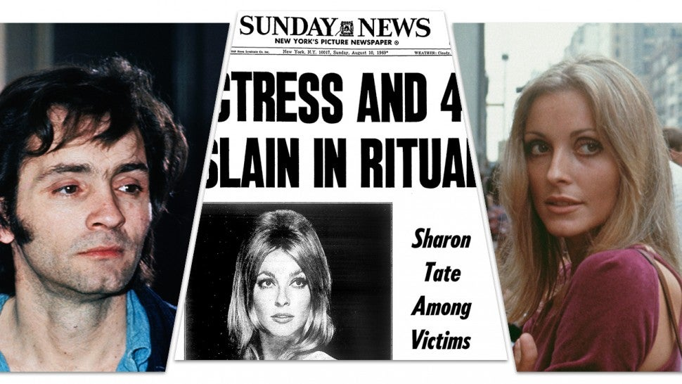 Charles Manson, Sharon Tate and the 1969 Murders: The Real