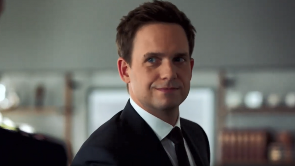 Suits: Patrick J. Adams in Season 9