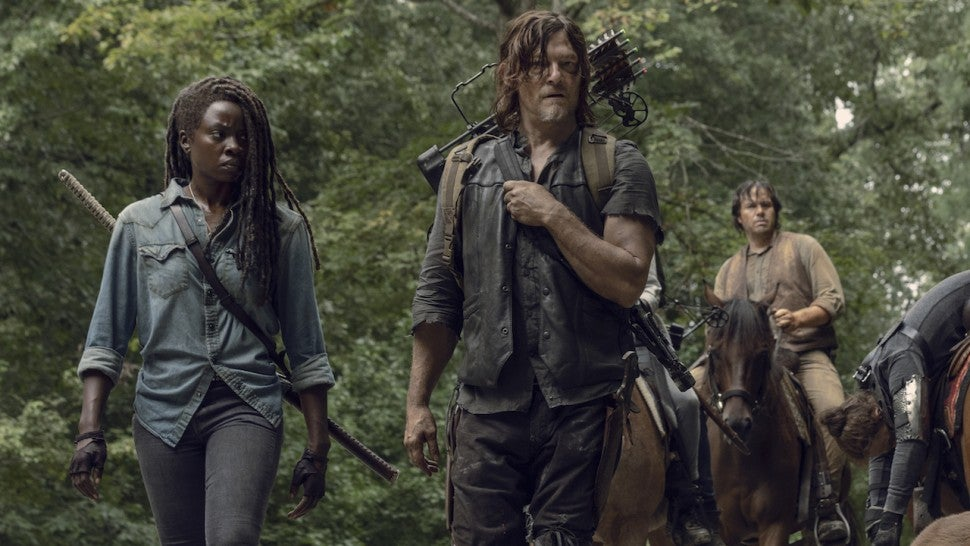 Andrew Lincoln's 'Walking Dead' Movies to Be Released Only in Theaters