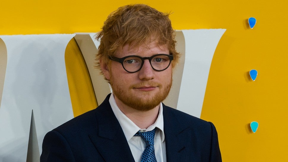 Ed Sheeran Mourns the Loss of Graham, His One-Time Pet Cat