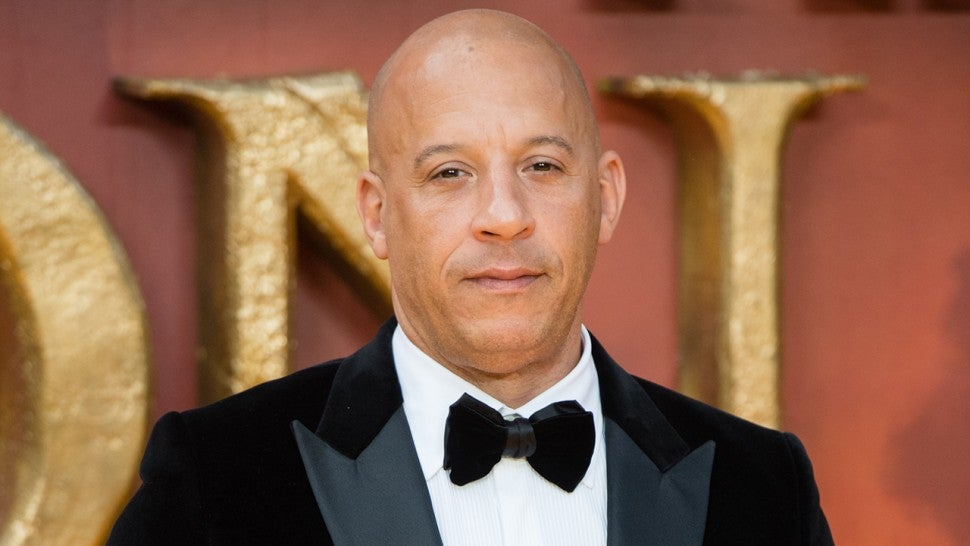 Vin Diesel welcomes Paul Walker's brother to 'Fast & Furious 9' set