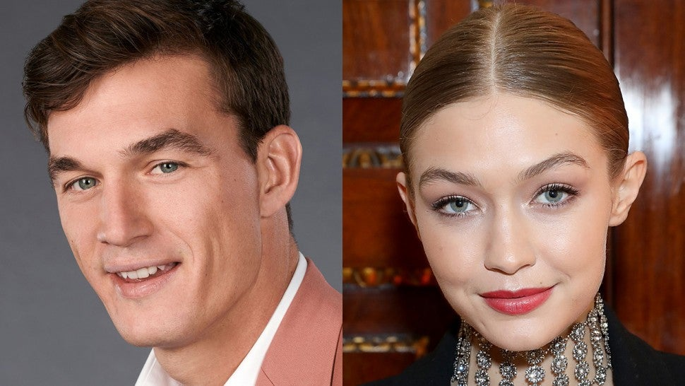 Gigi Hadid and 'Bachelorette' castoff Tyler Cameron hang out again