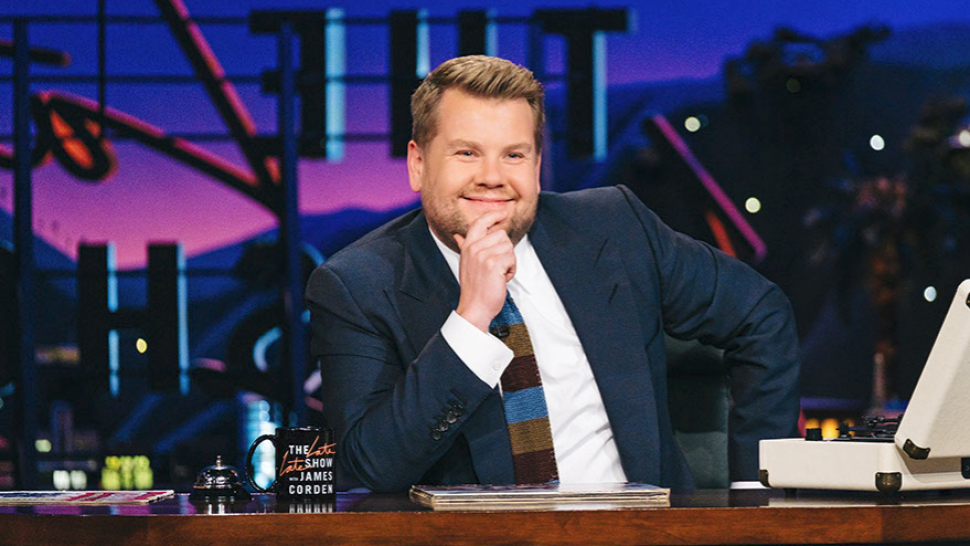 Image result for the late late show