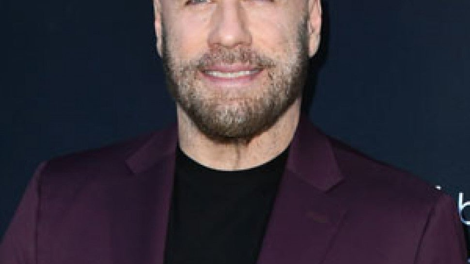 John Travolta at the premiere of 'The Fanatic' in Hollywood on Aug. 22