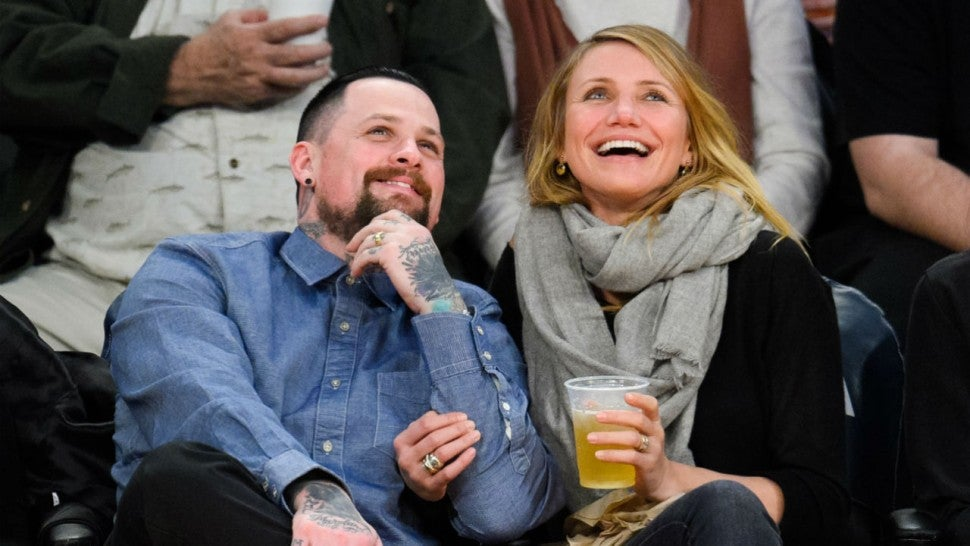 Cameron Diaz Talks About Her Wedding And Married Life With