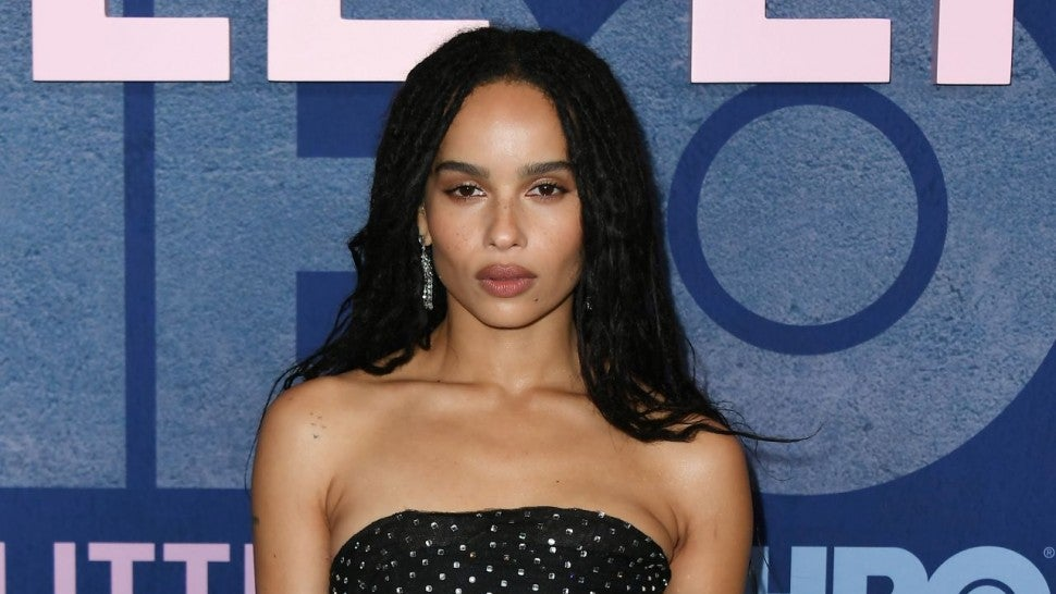Zoe Kravitz Has The Best Reaction To Seeing Beyonce Pay