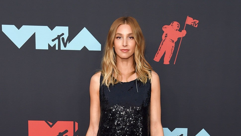 Whitney Port at the 2019 MTV Video Music Awards