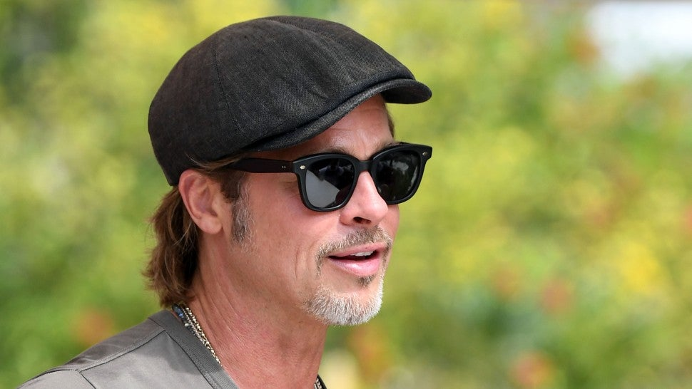 Brad Pitt at the 76th Venice Film Festival