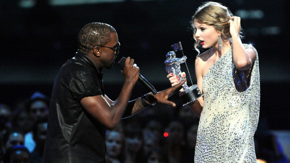 Image result for taylor swift and kanye