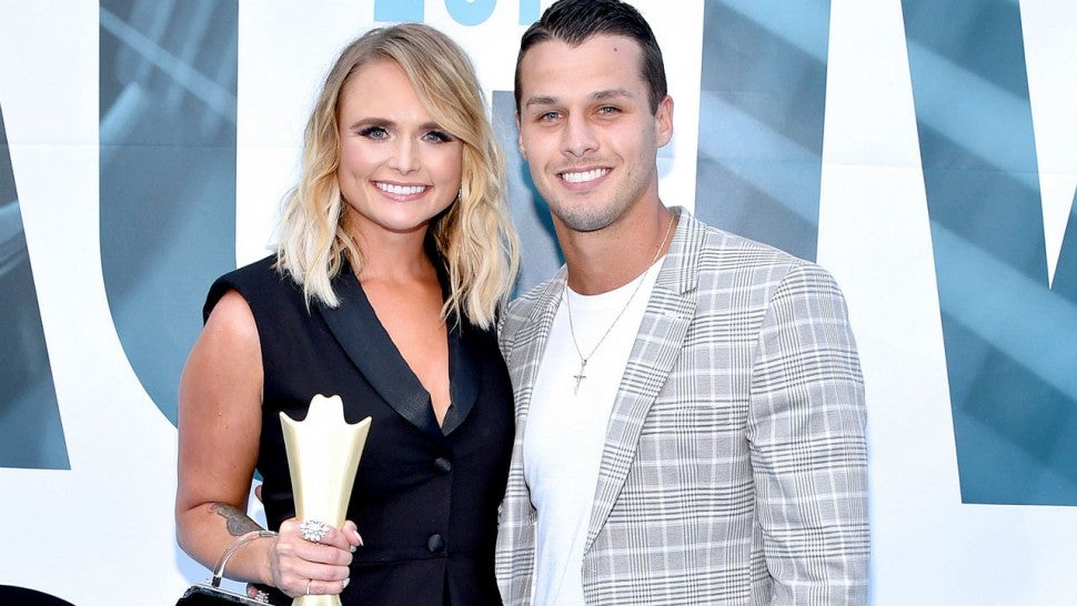 Miranda Lambert and Brendon McLoughlin