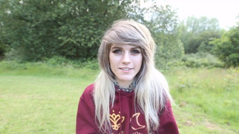 YouTuber Marina Joyce has been found 'safe and well'