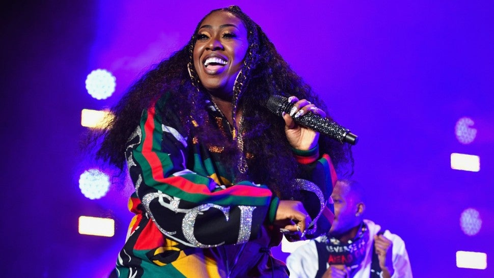 Missy Elliott releases new EP, Iconology