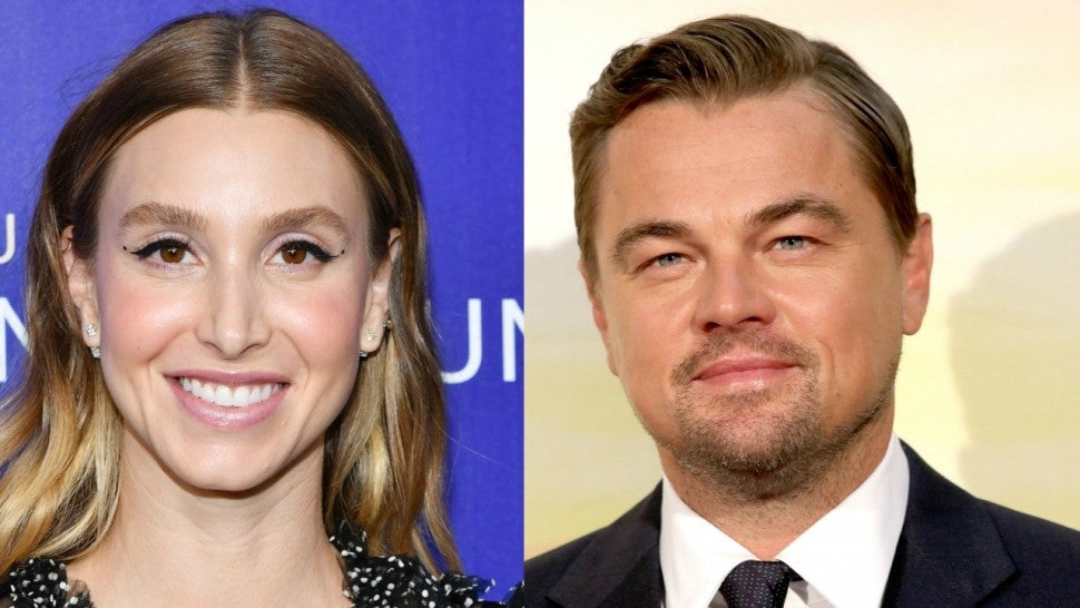 Whitney Port turned down Leonardo Dicaprio: 'I was too nervous'