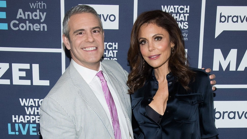 Andy Cohen, Bethenny Frankel