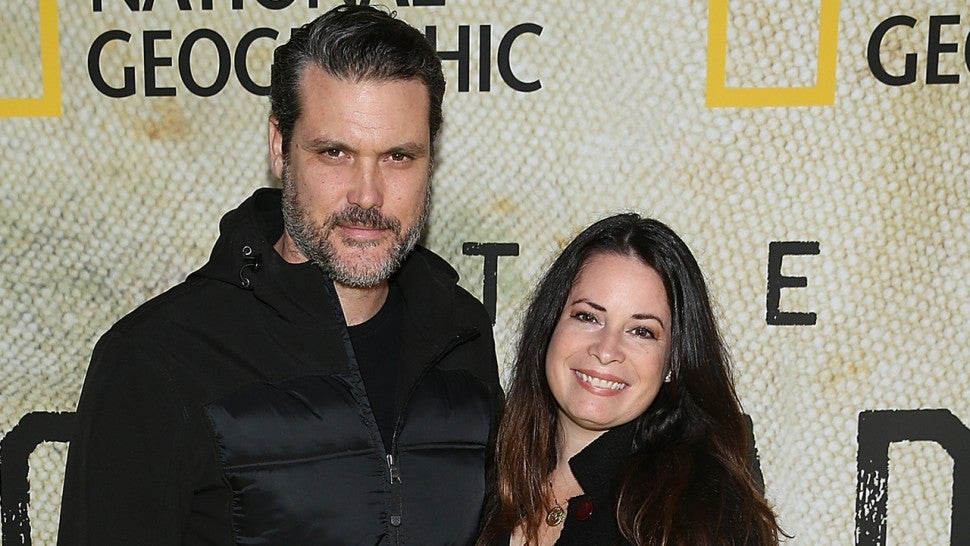 Holly Marie Combs, Mike Ryan