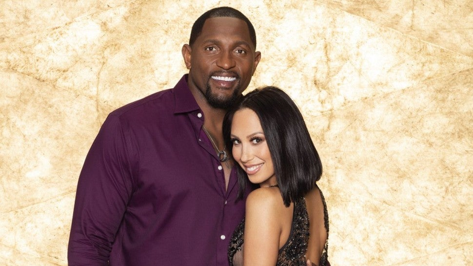 Ray Lewis leaves 'Dancing With the Stars' due to injury