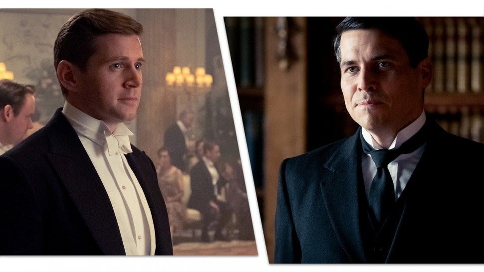 "Résultat de recherche d'images pour ""downton abbey movie tom"""""