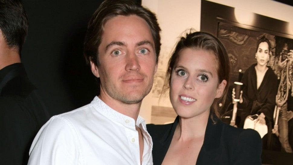 Royal Wedding 2020 Guest List.Princess Beatrice Announces Engagement To Edoardo Mapelli
