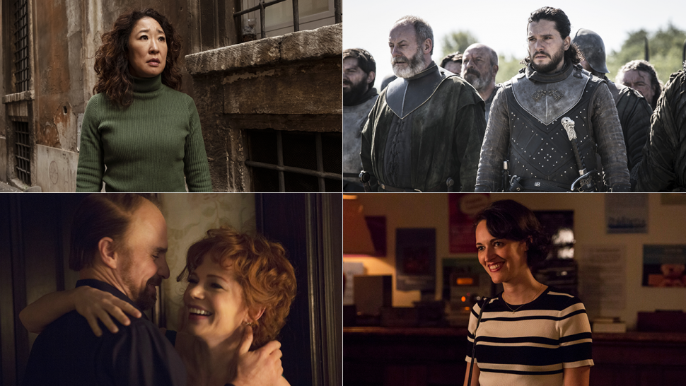 Killing Eve, Game of Thrones, Fleabag and Fosse/Verdon