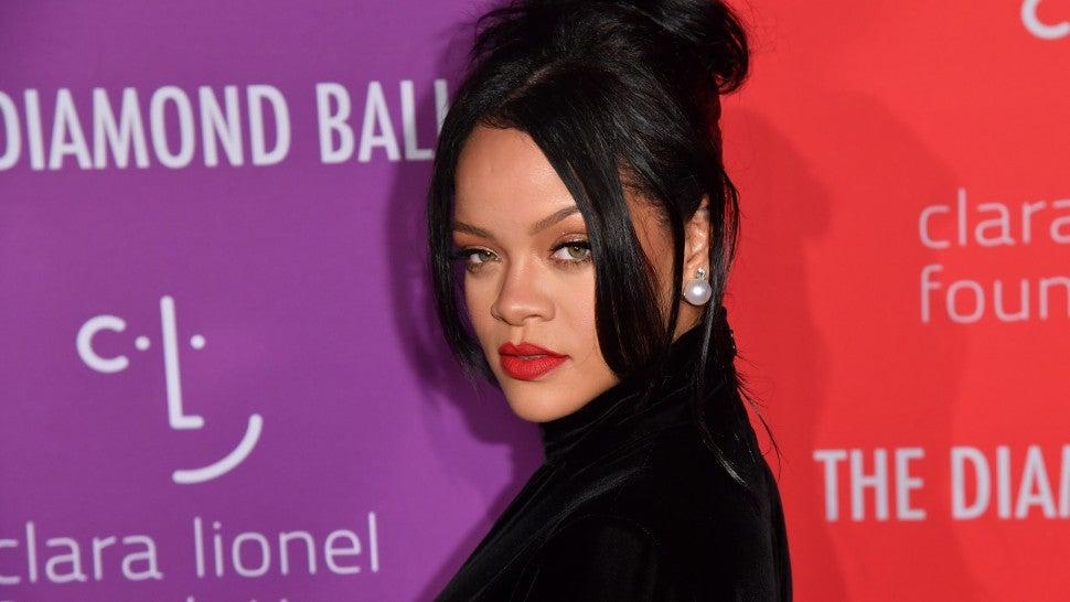 Rihanna Diamond Ball 2019
