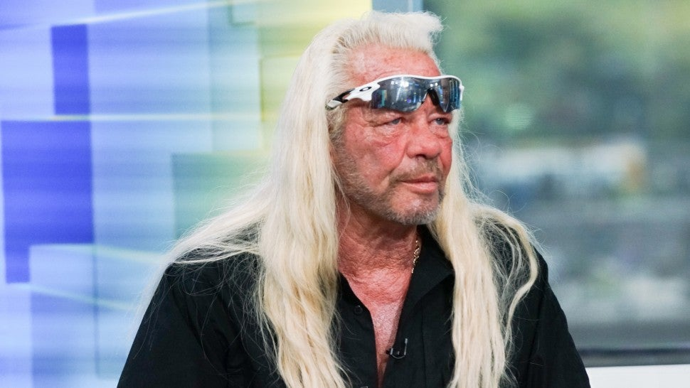 'A ticking time bomb:' Dog the Bounty Hunter diagnosed with pulmonary embolism