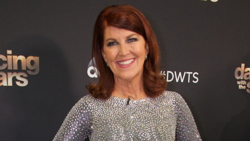 Kate Flannery DWTS