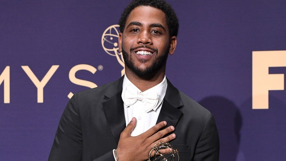 Afro-Latino Jharrel Jerome Reflects on His Historic Emmy Win