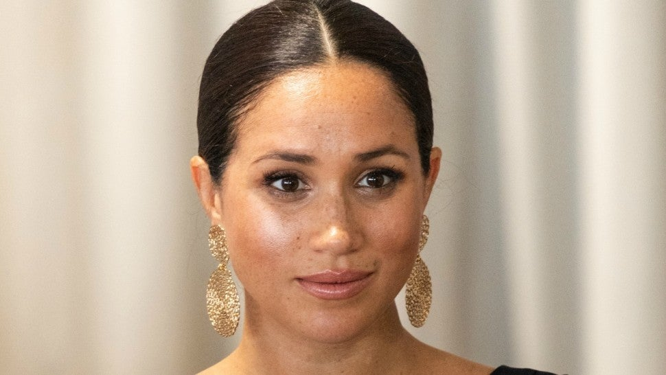 Meghan Markle South Africa