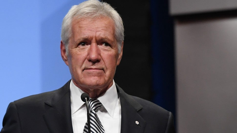Alex Trebek Says Death Doesn't ''Frighten'' Him Amid Cancer Battle