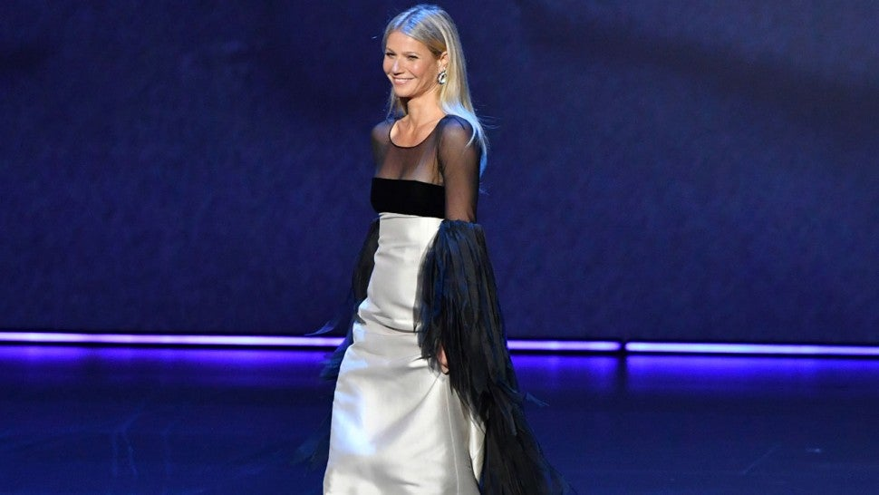 Gwyneth Paltrow Defends Her 'Slow Walk' At The Emmy Awards