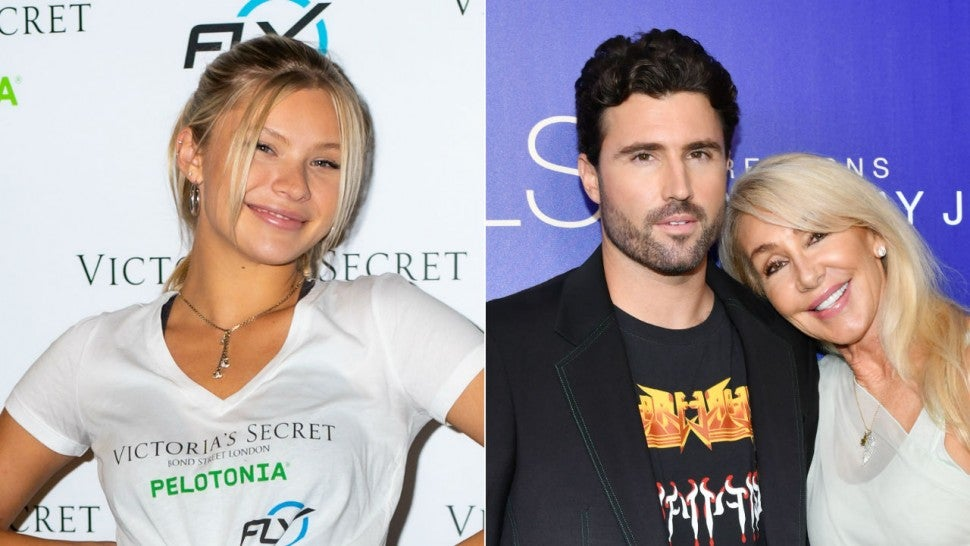 Josie Canseco, Brody Jenner, Linda Thompson