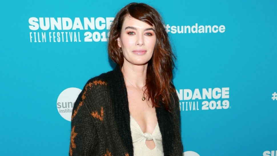 Game Of Thrones Star Lena Headey Gets Giant Hand Tattoo