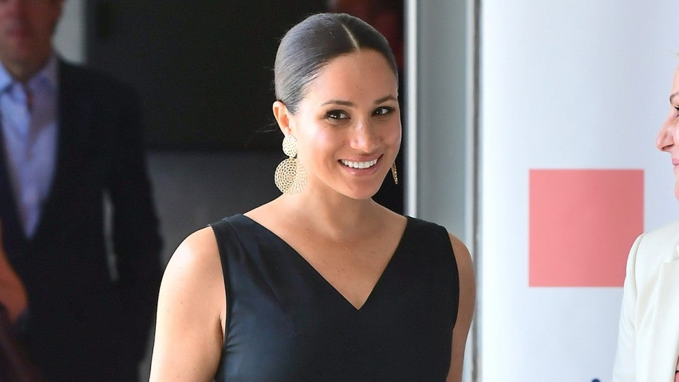 Meghan Markle in Everlane jumpsuit 1280