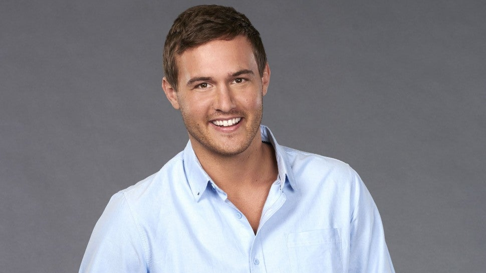 'Bachelor' star Peter Weber injured in 'freak accident' but doing OK