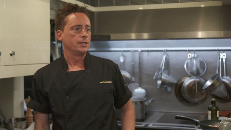 Below Deck Med': Chef Ben Ready to 'Give Up Cooking for Good