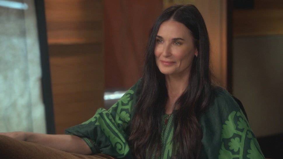 Demi Moore Opens Up About Being Raped At 15