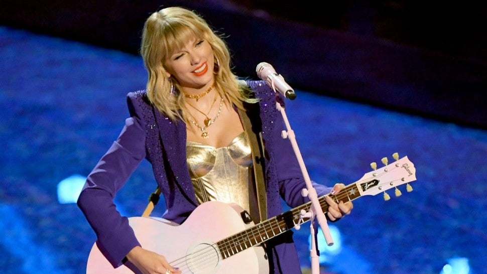 Taylor Swift announces whistle-stop summer stadium and festival tour