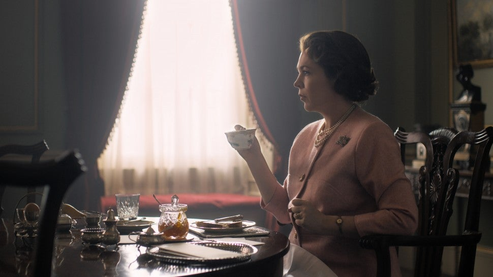 The first teaser from season three of The Crown is finally here