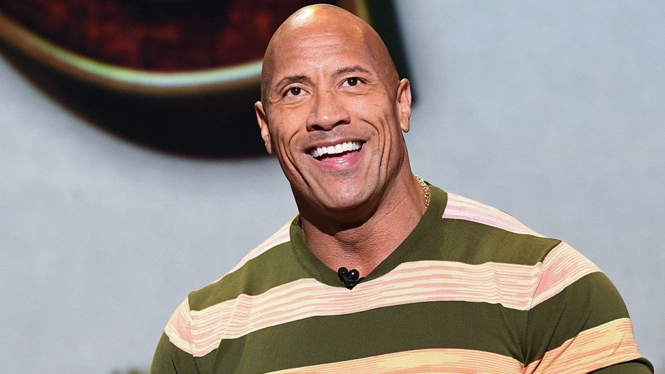 Dwayne Johnson Reveals His Weight and Offers Fans a Peek ...