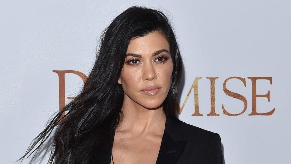 Kourtney Kardashian Claps Back at Fan Who Said She Should ...