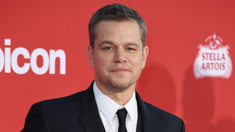 Matt Damon turned down £200 million 'Avatar' role