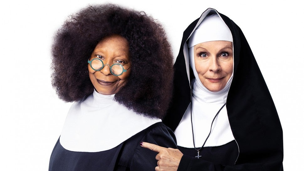 Sister Act The Musical Is Coming With Whoopi Goldberg