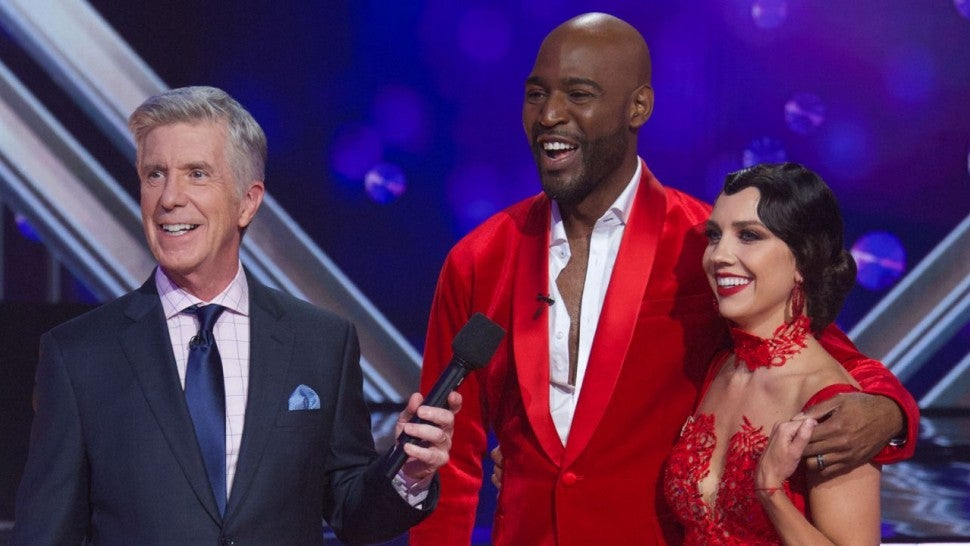Karamo Brown on DWTS