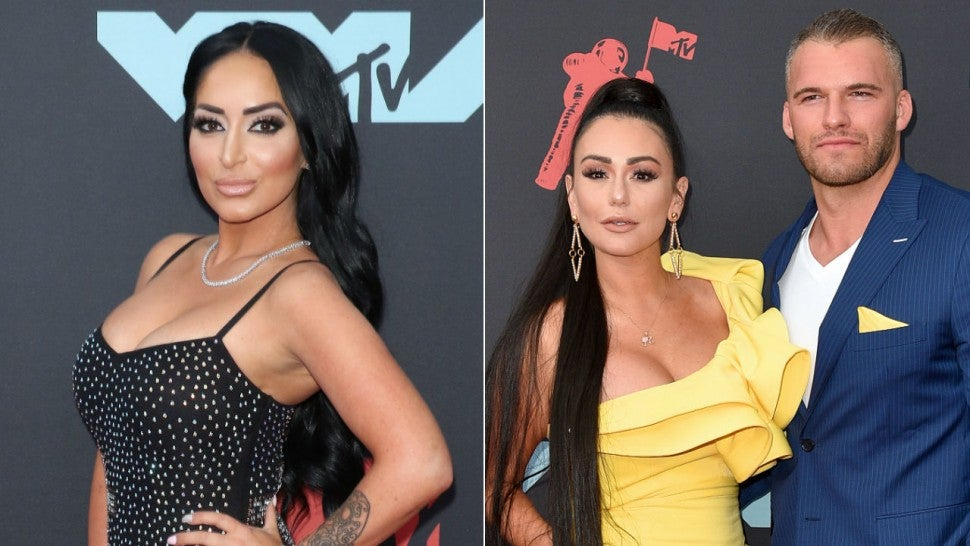 JWoww 'hurt' after boyfriend Zack Carpinello flirts with Angelina Pivarnick