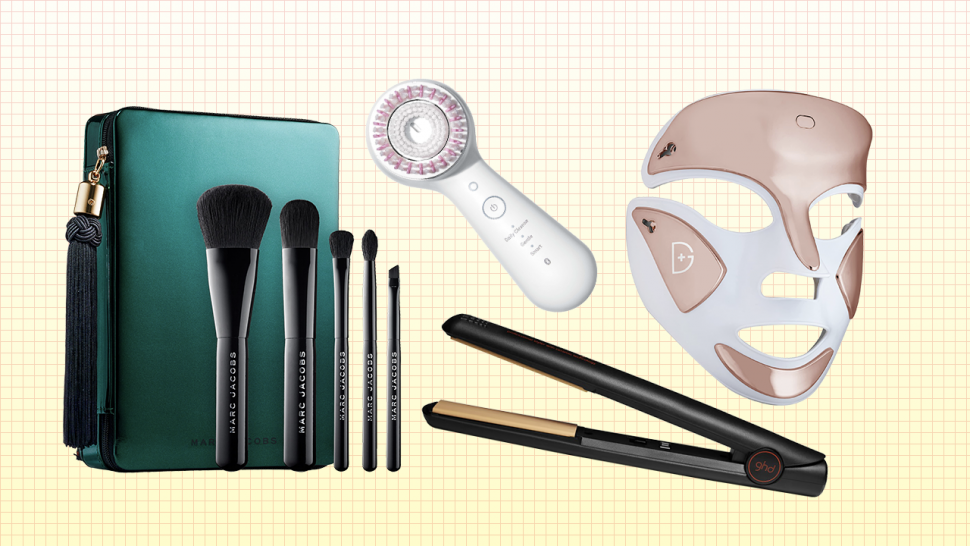 The Best 14 Beauty Tools to Try in 2021 -- Clarisonic, Dyson, NuFace, and More.jpg