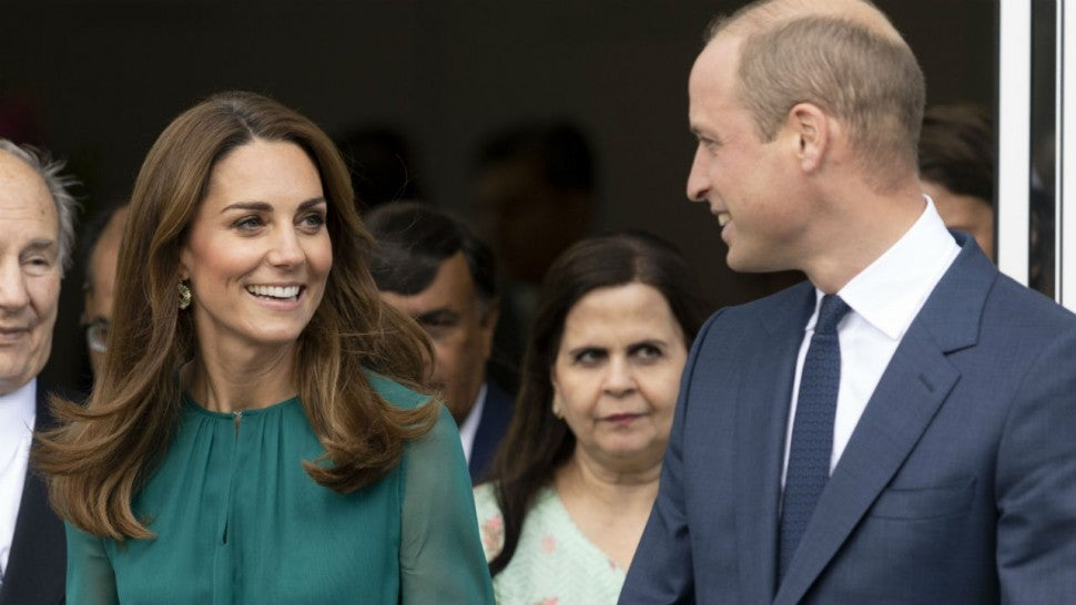 Kate Middleton's statement earrings cost just $8