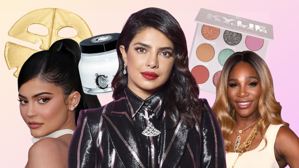 celebrity-approved beauty products gift guide hero image