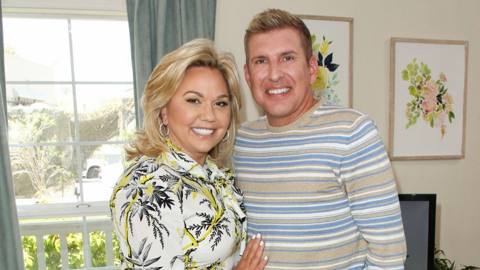 Julie and Todd Chrisley