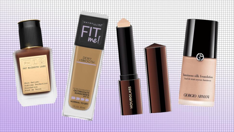 The Best Foundation for Dry Skin -- Laura Mercier, Giorgio Armani, Tarte and More.jpg